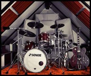 Drummer's place